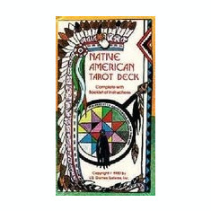 Native American Tarot Deck - Carte in engleza