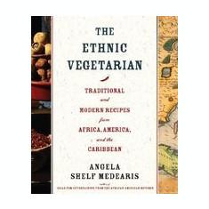 Ethnic Vegetarian - Carte in engleza