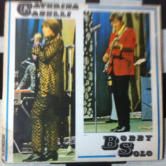 Caterina Caselli Bobby Solo disc vinyl lp muzica pop rock beat electrecord, VINIL