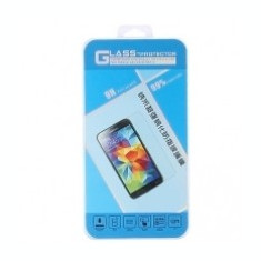 Folie Protectie ecran antisoc Samsung Galaxy S5 G900 Tempered Glass Blueline Blister - Folie de protectie