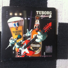 Tuborg Music Collection vol 2 cd disc muzica pop rock MediaPro Music 2000