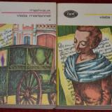 BPT 833 & 834 - PIERRE MARIVAUX - VIATA MARIANNEI (2 volume) - Roman, Anul publicarii: 1975