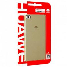 Husa plastic Huawei P8 maro Blister Originala - Husa Tableta