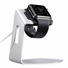 Suport birou Apple Watch 38mm Nillkin Negru Argintiu Blister Original
