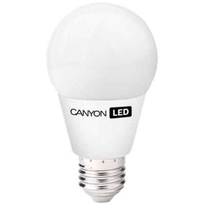 Bec CANYON LED lamp, A60 shape, E27, 6W, 220-240V, 300?, 470 lm, 2700K, Ra>80, 50000 h foto