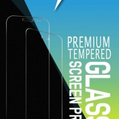 Folie Protectie ecran antisoc Samsung Galaxy J3 (2016) J320 Tempered Glass Blueline - Folie de protectie, Sticla
