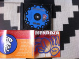 Mendoza Dance Party ‎This Life cd disc muzica funk hip hop latin soul holland