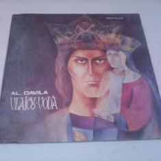 DUBLU DISC VINIL 2 LP AL.DAVILA-VLAICU VODA STARE EXCELENTE NOI - Muzica pentru copii