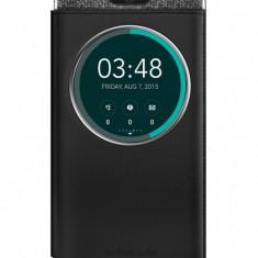 Husa protectie ASUS MyView Flip Cover Deluxe Black pentru Zenfone Selfie ZD551KL - Husa Telefon