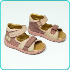 DE FIRMA → Sandale DIN PIELE, comode, aerisite, ELEFANTEN → fetite | nr. 22 - Sandale copii Elefanten, Culoare: Din imagine, Fete, Piele naturala