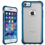Husa silicon TPU Apple iPhone 7 Ballistic Antisoc Albastra Blister Originala - Husa Tableta