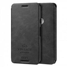 Husa piele Huawei Nexus 6P Mofi Vintage Originala - Husa Telefon