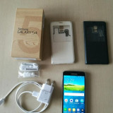 Samsung Galaxy S5 - Telefon mobil Samsung Galaxy S5, Albastru, 32GB, Neblocat, Single SIM