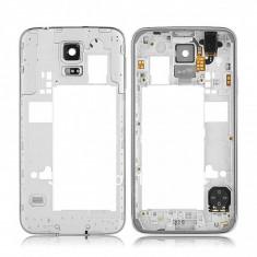 Carcasa mijloc Samsung Galaxy S5 G900 SH Originala