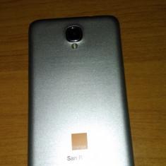 Orange San Remo - Telefon Orange, Argintiu, 4GB, Dual-core, 1 GB