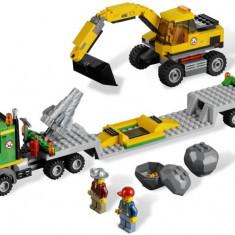 LEGO 4203 Excavator Transporter - LEGO City