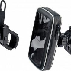 Suport de montaj Moto Midland MK-IPHONE5 pentru iPphone 5 - Incarcator GPS