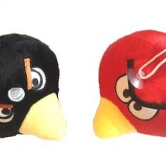 Set 2 jucarii plus cu sunete Angry Birds