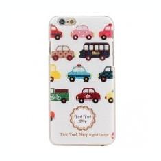 Husa plastic Apple iPhone 6 Cars