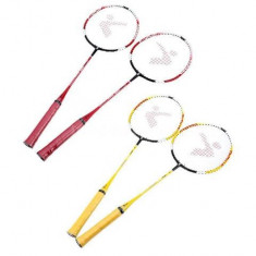 Set 2 rachete de badminton