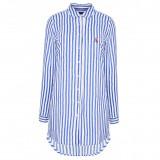 Camasa US Polo ASSN de dama, camasa lunga de calitate 100% bumbac