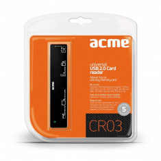 Cititor card Acme CR03 Blister Original - Card reader