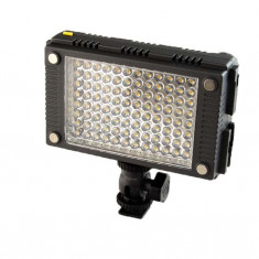 Lampa foto-video F&V Z-Flash Z96 - II cu 96 LED-uri si functie de blitz - Lampa Camera Video
