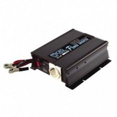 Invertor de tensiune Albrecht A301M 600W 12V Cod 47867 - Invertor Auto