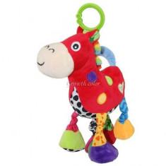Jucarie muzicala ponei pentru bebelusi - Jucarii plus
