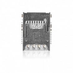 Modul cititor SIM si card MicroSD LG G3 Original - Conector GSM