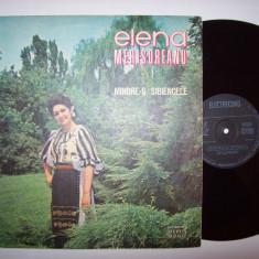 Disc vinil ELENA MERISOREANU - Mandre-s sibiencele (STM - EPE 01141) - Muzica Populara electrecord