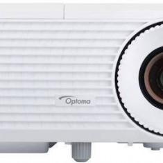 Videoproiector Optoma HD27, 3200 lumeni, 1920 x 1080, Contrast 25.000: 1, Full 3D, HDMI (Alb)