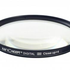 Kent Faith Close-up +4 77mm Filtru Close-up +4 77mm - Filtru foto