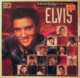 ALBUM CU 12 cd-Elvis Presley