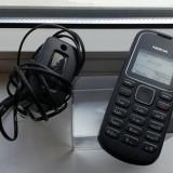 Nokia 1280 liber la retea cu incarcator bateria 2-3 zile vorbit intens - Telefon Nokia, Negru, Nu se aplica, Neblocat, Fara procesor