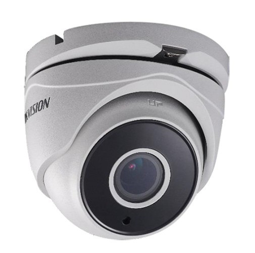 Camera Dome HIKVISION Analog HD TVI foto mare