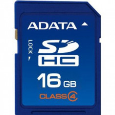 Card memorie A-DATA SDHC Class 4 16GB
