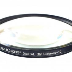 Kent Faith Close-up +10 77mm Filtru Close-up +10 77mm - Filtru foto