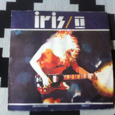 Iris II album disc vinyl lp muzica hard heavy rock electrecord - Muzica Rock electrecord, VINIL