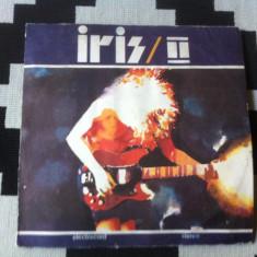 Iris II album disc vinyl lp muzica hard heavy rock electrecord - Muzica Rock electrecord, VINIL