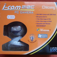 PC WEB CAMERA CHICONY I-CAM 212C
