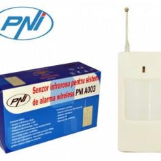 Senzor de miscare PNI A003 pentru sisteme de alarma wireless - Senzori miscare
