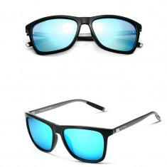 Ochelari Soare Barbati Fashion - VEITHDIA - Polarizati, 100% UV Protectie, Protectie UV 100%