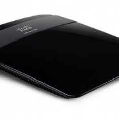 Router wireless Linksys by Cisco E1200, Port USB, Porturi LAN: 4