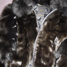Blana NOUA DE NURCA Din Rusia Marca Levinson - haina de blana