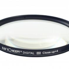 Kent Faith Close-up +8 77mm Filtru Close-up +8 77mm - Filtru foto