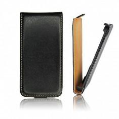 Husa piele Sony Xperia E4 Slim Flip - Husa Tableta