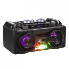 Sistem Boxe Karaoke Portabil FM Mp3 Bluetooth cu microfon wifi Garantie 2 ani - Echipament karaoke