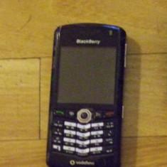 Telefon BlackBerry 8100, Negru, Nu se aplica, Vodafone, Single core, 32 MB