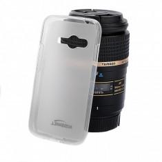 Husa silicon TPU Samsung Galaxy Trend 2 Lite G318 Kisswill transparenta Blister Originala - Husa Tableta